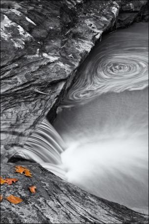 Late-Autumn Swirl