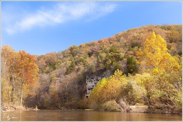 Upper Current in Autumn