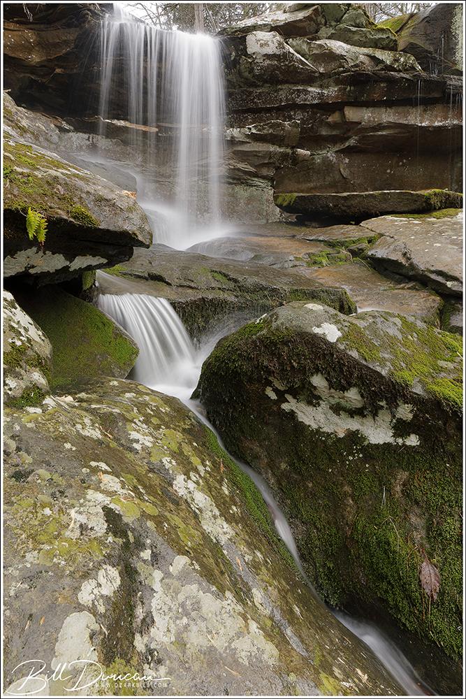 Chasing Waterfalls in theShawnee