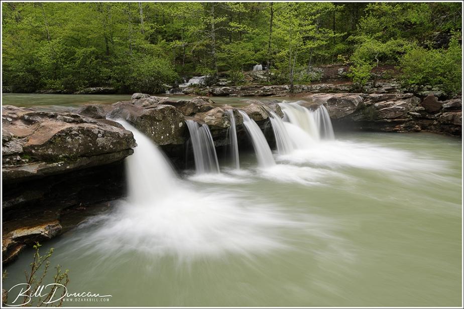 Kings River Falls Natural Area,AR